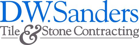 D.W. Sanders Tile & Stone Contracting, Inc. Logo